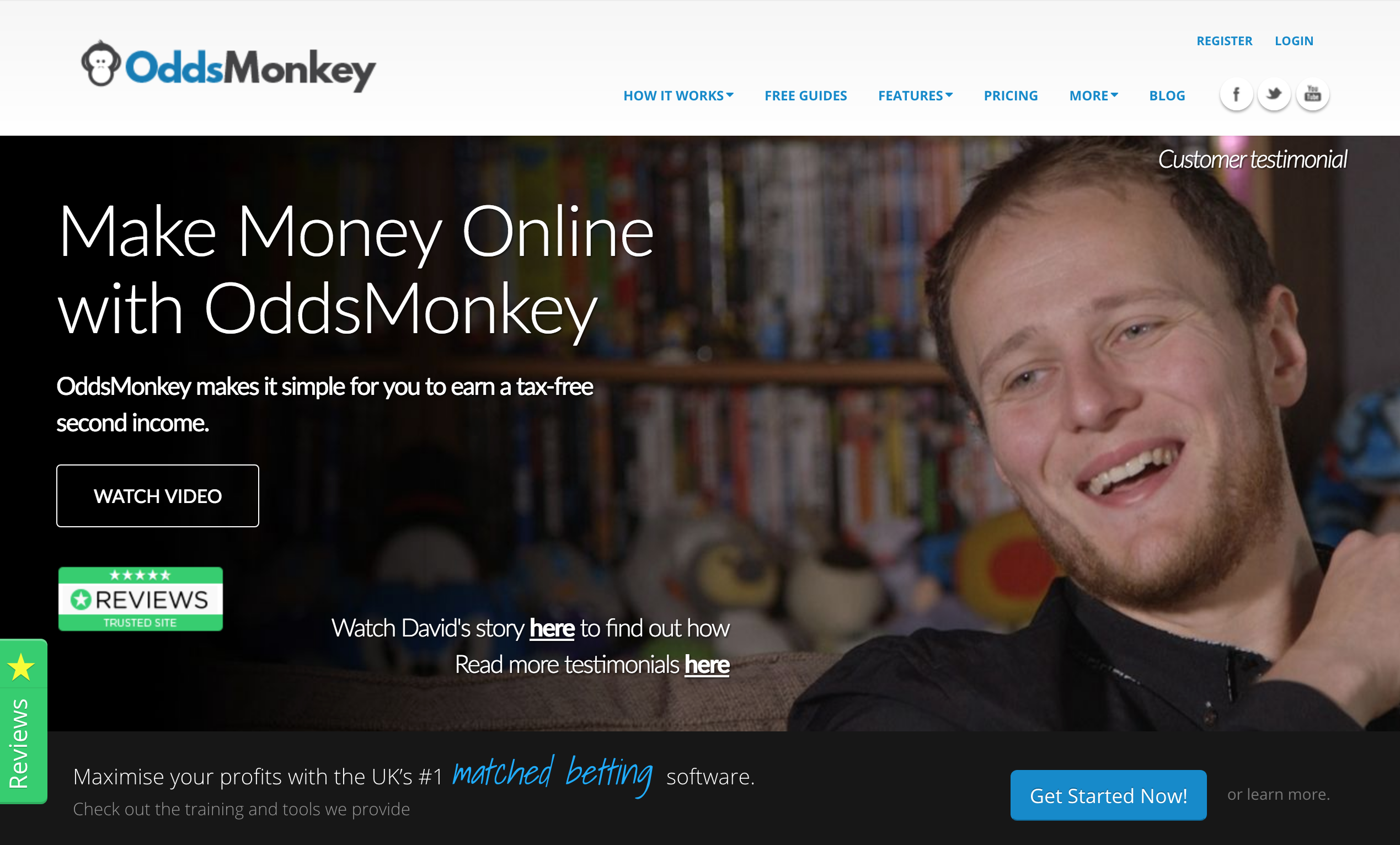 OddsMonkey Review 2018